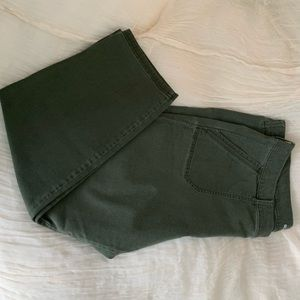 A New Day High-Rise Wide Leg Ankle Pant Size 16